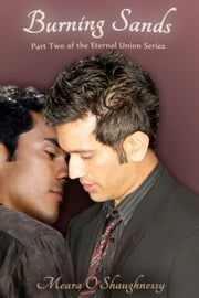Burning Sands (gay romance) ebook by Meara O'Shaughnessy