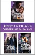 Harlequin Intrigue October 2020 - Box Set 1 of 2 ebook by Rita Herron, Nichole Severn, Juno Rushdan