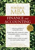 The Portable MBA in Finance and Accounting ebook by Theodore Grossman,John Leslie Livingstone