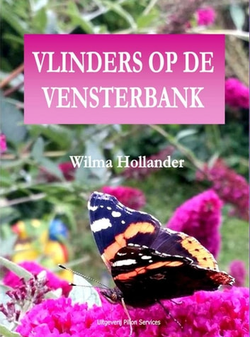 Vlinders op de vensterbank ebook by Wilma Hollander