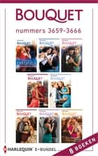Bouquet e-bundel nummers 3659-3666 (8-in-1) ebook by Jennie Lucas, Caitlin Crews, Carole Mortimer,...