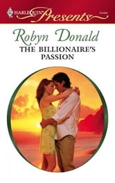 The Billionaire's Passion ebook by Robyn Donald