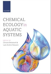 Chemical Ecology in Aquatic Systems ebook by Lars-Anders Hansson,Christer Brönmark