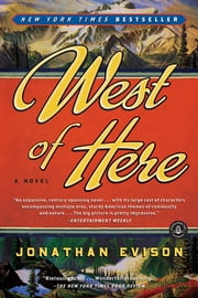 West of Here ebook by Jonathan Evison