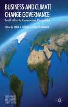 Business and Climate Change Governance - South Africa in Comparative Perspective ebook by T. Börzel, R. Hamann