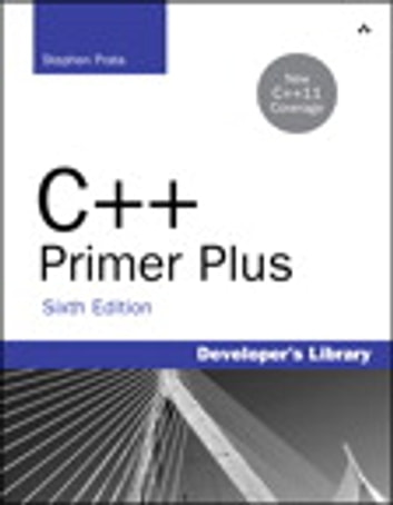C++ Primer Plus ebook by Stephen Prata