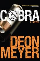 Cobra ebook by Deon Meyer
