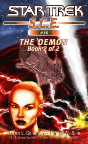 Star Trek: The Demon Book 2 ebook by Loren Coleman,Randall N. Bills