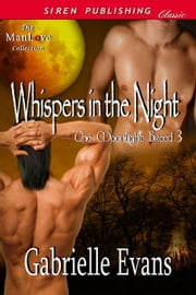 Whispers in the Night ebook by Gabrielle Evans
