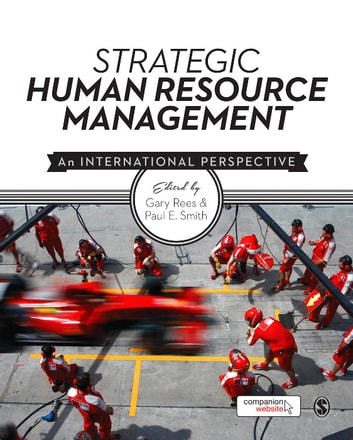 Strategic Human Resource Management - An International Perspective ebook by