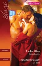 The Real Deal/One Winter's Night ebook by Debbi Rawlins, Lori Borrill