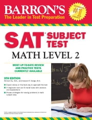 SAT Subject Test In Math Level 2 ebook by Ira K. Wolf