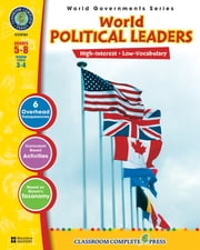 World Political Leaders: World Governments Series ebook by Darcy Frisina