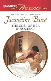 The Cost of Her Innocence ebook by Jacqueline Baird