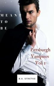 Meant To Be - Pittsburgh Vampires Vol. 1 ebook by B.A. Stretke
