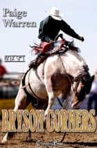 Bryson Corners ebook by Paige Warren, Harley Wylde