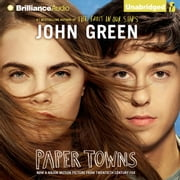 Paper Towns audiobook by John Green