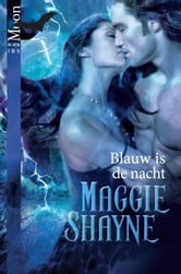 Blauw is de nacht - wings in the night ebook by Maggie Shayne