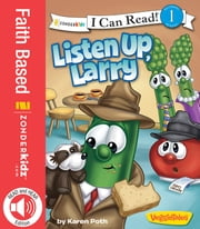 Listen Up, Larry ebook by Karen Poth