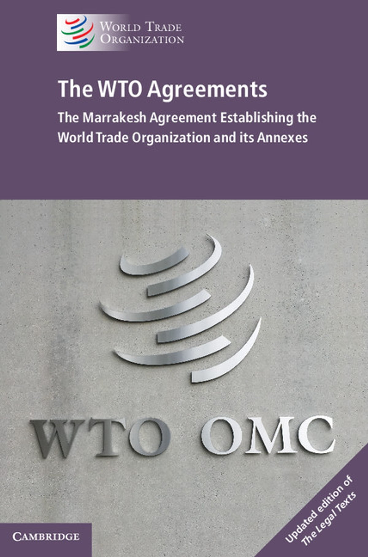 The Wto Agreements Ebook By World Trade Organization 9781108540193