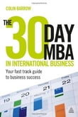 The 30 Day MBA in International Business