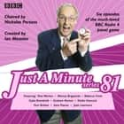 Just a Minute: Series 81 - The BBC Radio 4 comedy panel game audiobook by BBC Radio Comedy