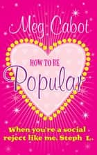 How to Be Popular ebook by