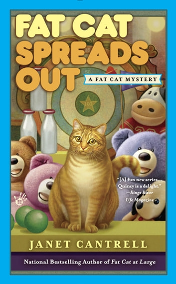 Fat Cat Spreads Out ebook by Janet Cantrell