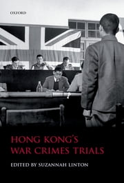 Hong Kong's War Crimes Trials ebook by