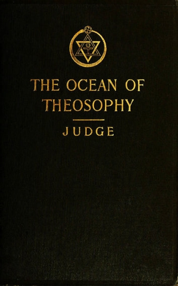 The Ocean of Theosophy ebook by William Judge
