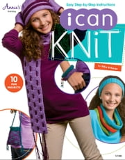 I Can Knit ebook by Edie Eckman