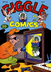 Giggle Comics, Number 29, Superkatt ebook by Yojimbo Press LLC,American Comics Group