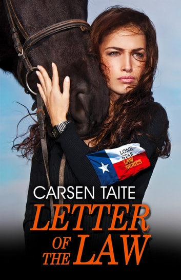 Letter of the Law ebook by Carsen Taite