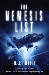 The Nemesis List ebook by R. J. Frith