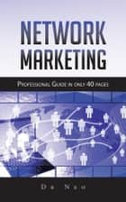 Network Marketing ebook by Dr Neo