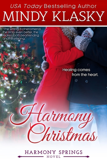 Harmony Christmas ebook by Mindy Klasky