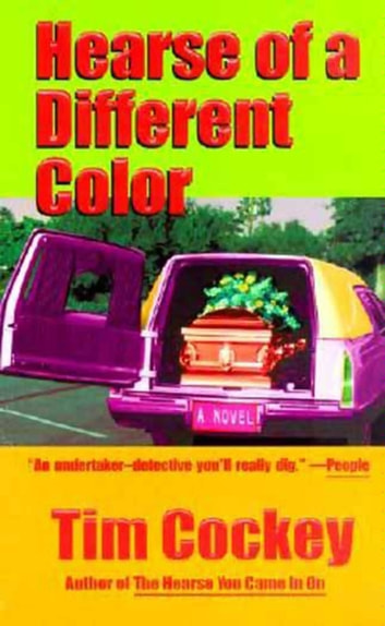 Hearse of a Different Color - A Hitchcock Sewell Mystery ebook by Tim Cockey