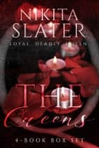 The Queens - 4-Book Dark Mafia Romance Box Set ebook by Nikita Slater