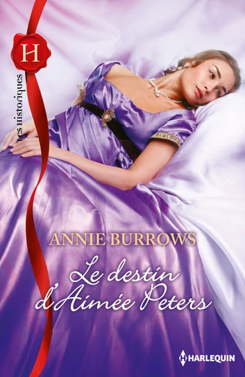 Le destin d'Aimée Peters ebook by Annie Burrows