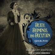 Death, Diamonds, and Deception audiobook by Rosemary Simpson