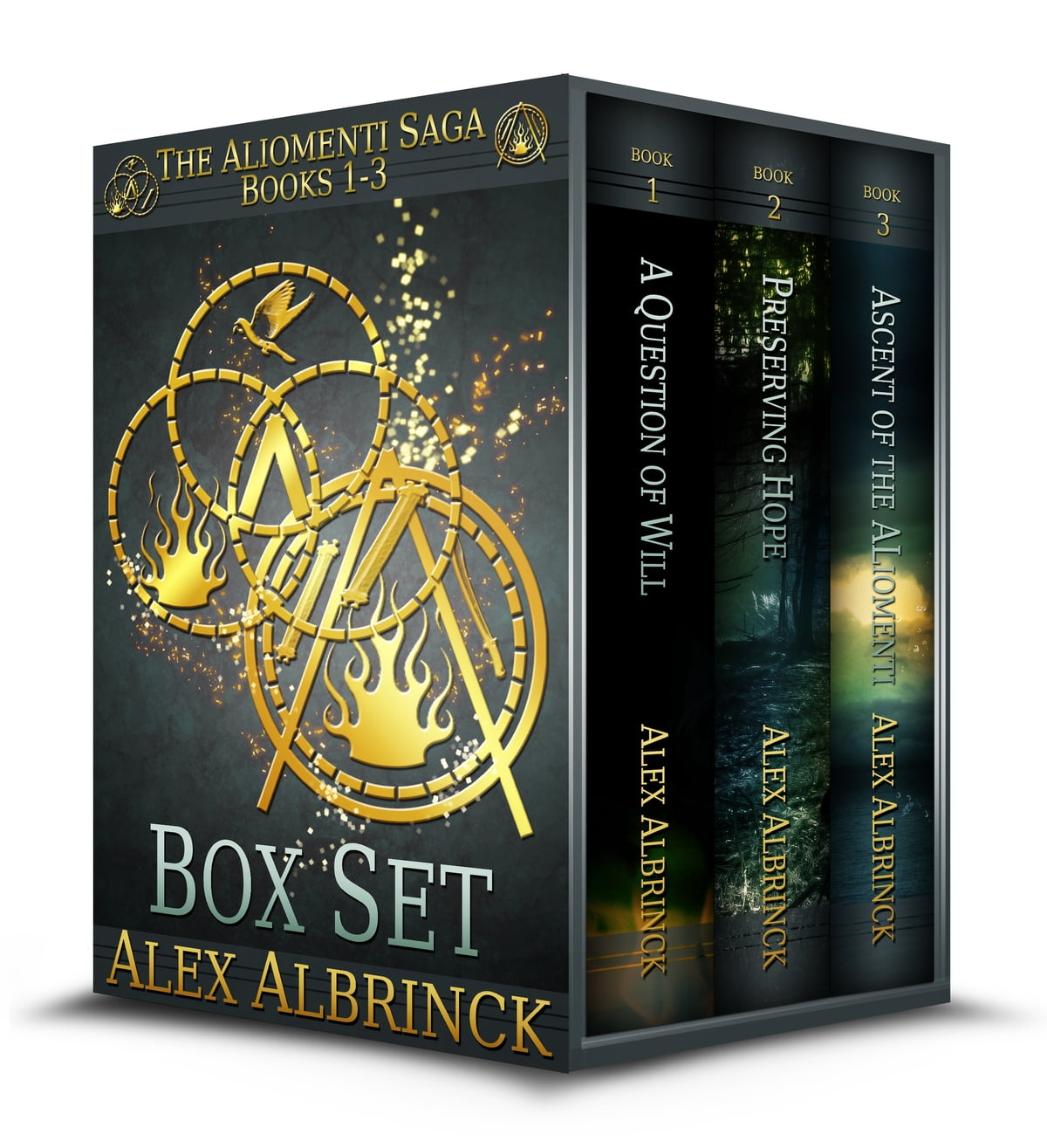 The Aliomenti Saga Box Set Ebook By Alex Albrinck  1230000197659  Rakuten  Kobo