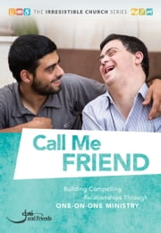Call Me Friend ebook by Kate Brueck