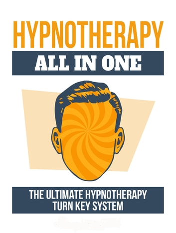 Hypnoteraphy All In One ebook by VT
