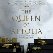 The Queen of Attolia audiobook by Megan Whalen Turner