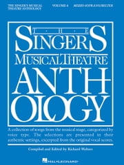 Singer's Musical Theatre Anthology - Volume 4 - Mezzo-Soprano/Belter Book Only ebook by Hal Leonard Corp.