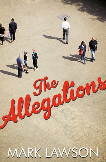 The Allegations ebook by Mark Lawson