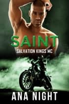 Saint ebook by