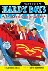 The Great Coaster Caper ebook by Franklin W. Dixon