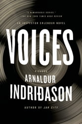 Voices - An Inspector Erlendur Novel ebook by Arnaldur Indridason