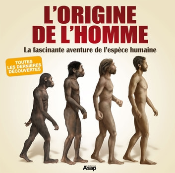 L'origine de l'Homme ebook by Pin Rémi